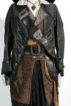 Pirate costuming