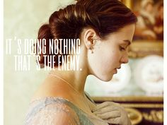 Lady Sybil Crawley, I want to be like her.