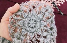 Fashion, Squares, Tejidos, Flowers, Hat Crochet, Knitting And Crocheting, Moda, Fasion, Trendy Fashion