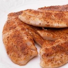 from foodista easy baked tilapia fillets try my easy baked tilapia ...