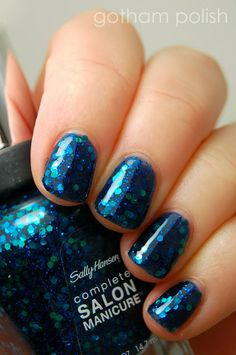 "Sally Hansen Complete Salon Manicure ""Mermaid's Tale"""