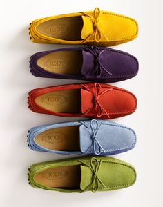 Tod's~ these look ridiculously comfy!!! Think I need a pair!