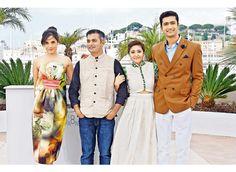 Masaan team Cannes 2015