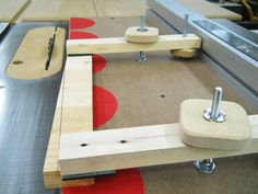 Tapering and Jointing Jig