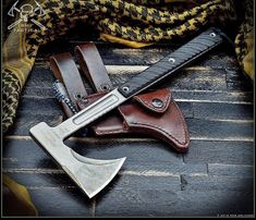Tomahawk Axe, Ninja Weapons, Brothers In Arms, Manly Things, Bullets, Hawks, Tool Set, Bushcraft, Blacksmithing