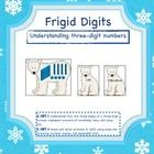 Frigid Digits for 3-Digit Numbers was created because so many people enjoyed my 2-Digit center.  This center has been Common Core aligned to 2nd gr...