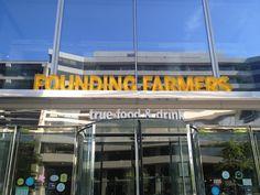 Founding Farmers restaurant, Washington DC