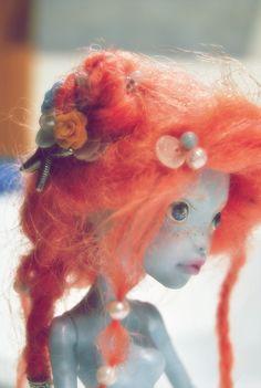 https://flic.kr/p/bpwbBW   Monster High Lagoona Blue repaint   La compré por internet a principios del año pasado, pero no me animaba a ponerle el pelo :_D La pinté la semana pasada, y seguramente le repinte pronto, pero al menos ya tiene pelo :D
