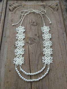 Statement Necklace Gift For Her Layering Necklace by ReddApple
