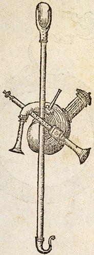 Pictura of Paradin, Claude: Devises heroïques (1551): ATTENDITE VOBIS.