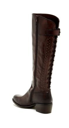 Barrett Leather Boot, lovely boot but it may be longer than 3/4 of leg, lol!