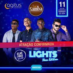 Agitus Danceteria - Lights Neon Edition - Confirmação