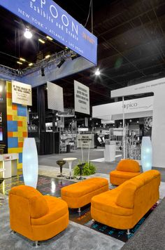 Trade Show Booth Lounge : Best tradeshow booths by afr images trade show arredamento