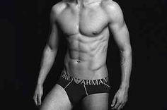 Here's Calvin Harris' New Emporio Armani Underwear Ad 69 Times For Your Viewing Pleasure