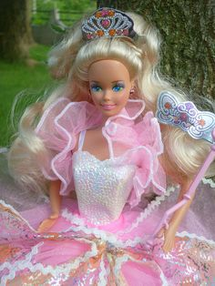 1990 Costume Ball/Fantasy Barbie