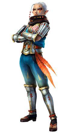 Impa | Hyrule Warriors | The Legend of Zelda