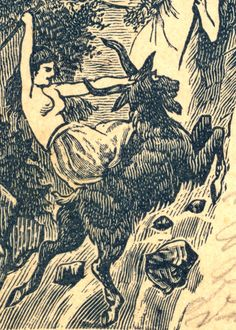 Witch on a goat, from a German postcard. I've got to stop making a new board for everything that interests me. Maybe I need (at least one more) on my own cultural heritage and the devastation it wreaked on women...