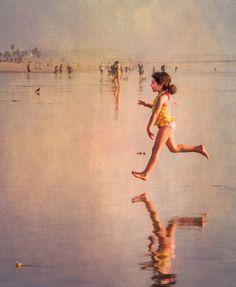 """Walking on Air"" by Witta Priester"
