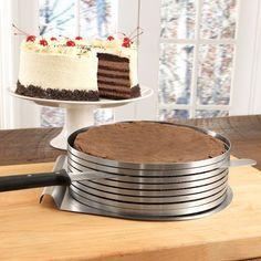 Zenker Layer Cake Slicing Kit : Useful Ideas