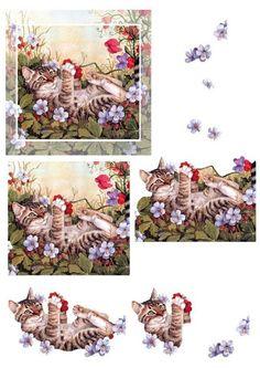 Decoupage 2 - Mary. XIX - Picasa Albums Web