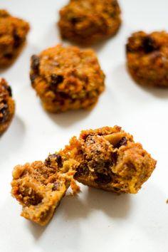 sweet potato paleo muffins