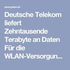 Deutsche Telekom liefert Zehntausende Terabyte an Daten  Für die WLAN-Versorgung im ICE wählt die Deutsche Bahn die Deutsche Telekom wieder als Partner. Mehrere Zehntausend Terabyte an Datenvolumen wurden für die kommenden Jahre gebucht. Diesmal müssen auch Verträge mit Vodafone und Telefónica her.  Mit der Deutschen Telekom ist sich die Deutsche Bahn bereits einig geworden. Wie der Mobilfunknetzbetreiber mitteilte, wurde das Unternehmen als entscheidender Partner der Deutschen Bahn…