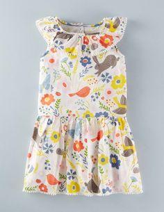 Summer Ruffle Dress 33434 Day Dresses at Boden