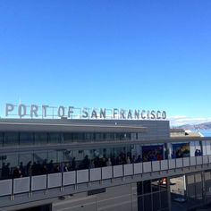 #SanFrancisco's new cruise terminal at Pier 27 http://www.travelingwiththejones.com/2014/10/27/trying-out-san-franciscos-new-cruise-ship-terminal-at-pier-27/