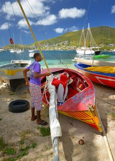 The Boats of Bequia by John Bryden on 500px