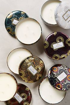 Voluspa Limited Edition Japonica Candle Tin #anthrofave