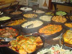 A melhor comida baiana :)  - Salvador Bahia, Brasil