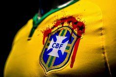 Paulo GARAJAU: A camisa da seleção manchada de sangue