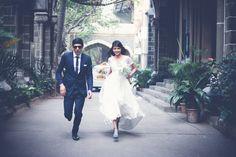 Hurry to church, dear! Photo by The Photo Diary, Mumbai #weddingnet #wedding #india #indian #indianwedding #weddingdresses #ceremony #realwedding #weddingoutfits #outfits #bride #groom #photoshoot #photoset #hindu #photographer #photography #inspiration #gorgeous #fabulous #beautiful #magnificient #love #europeanwedding #сristianwedding