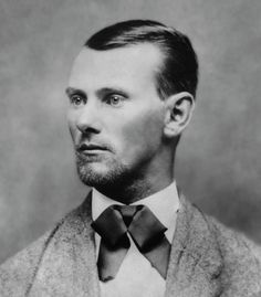 One of American history's most notorious outlaws, Jesse James has also been the subject of several films. He was even played by his own son, Jesse James, Jr., in two silent films in the 1920s. Reed Hadley played him in Samuel Fuller's I Shot Jesse James, and he was most recently played by none other than Brad Pitt in the critically acclaimed (and fantastic) The Assassination of Jesse James by the Coward Robert Ford.