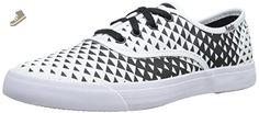 Keds Women's Triumph Fashion Sneaker, White/Black, 8 M US - Keds sneakers for women (*Amazon Partner-Link)