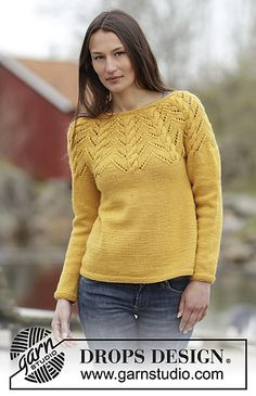 Ravelry: 166-9 Early Autumn pattern by DROPS design