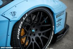 LB Works' Aventador. photography by Larry Chen. (via Blue Shark Attack: LB Works' Aventador | Speedhunters)  More cars here.
