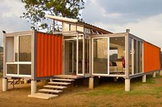 Only your imagination is the limit when it comes to turning a shipping container into the home of your dreams. We've got 20 stunning examples of container homes done right.