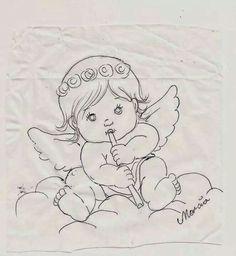 Ángel bebé