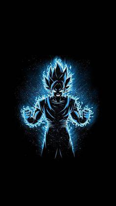 Dragon Ball Z Senpai Anime - Goku Wallpaper, Neon Wallpaper, Marvel Wallpaper, Dragonball Wallpaper, Dragon Ball Image, Dragon Ball Gt, Goku Dragon, Dragonball Anime, Amoled Wallpapers