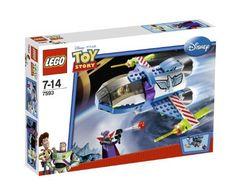 Lego - 7593 - Jeu de Construction - Toy Story - Le Vaisseau Spatial de Buzz,…