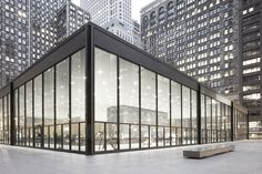 Chicago Post Office / Ludwig Mies van der Rohe