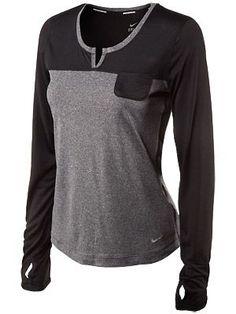 Nike Women's Elite LS Top