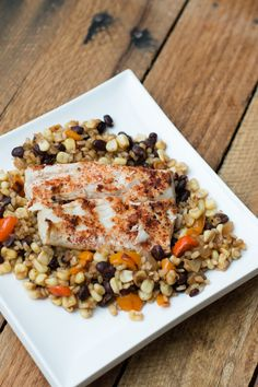 easy grilled halibut recipe ohsweetbasil.com