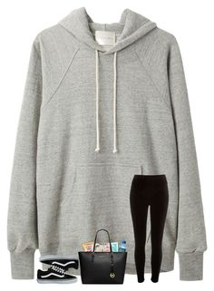 """Day 3: arriving"" by lovemyariana ❤ liked on Polyvore featuring La Garçonne Moderne, River Island, Vans, Beats by Dr. Dre, Miss Selfridge, Casetify and Michael Kors"