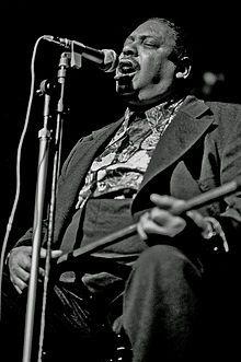Big Joe Turner, May 18, 1911-November 24, 1985.  Rock 'n' Roll pioneer.  RIP.