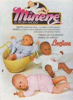 La colección de muñecas de Salyperla de los años 60, 70, 80 y 90.