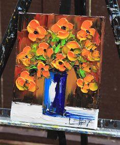 Buy Original Art by Lisa Elley   oil painting   Springtime Promise at UGallery