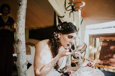 Real Wedding: Cait & Zach — Elle & Jae  boho bride, bridal makeup, bridal braid, fall wedding inspiration, burgundy lipstick, BHLDN Bride, Carol Hannah dress, Ithaca wedding New York Wedding, Fall Wedding, Wedding Gowns, Bridal Beauty, Bridal Makeup, Burgundy Lipstick, Bridal Braids, Bhldn, Boho Bride