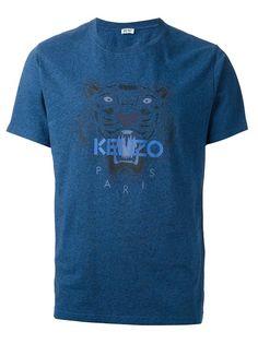 bb9bbbf09026a KENZO  Tigers Head  T-Shirt Head S
